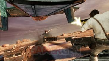 Uncharted 3 Drake's Deception PlayStation 3 PS3 Preview apercu online beta (12)