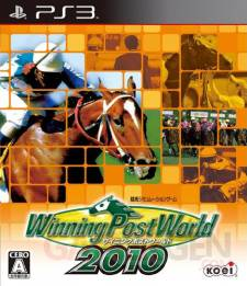 Winning Post World 2010 couverture PS3