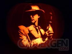 Tex Murphy Halloween