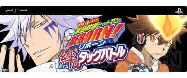 Katekyô Hitman Reborn Kizuna no Tag Battle PSP