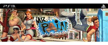 Mr Pain 3D PS3