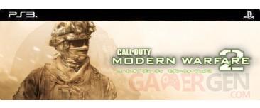 Call Of Duty Moder Warfare 2 PS3
