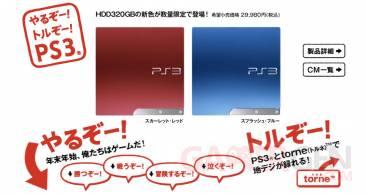 PS3-ROUGE-Bleue