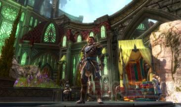 Les Royaumes dfAlmur Reckoning Gamescom 2011 (3)