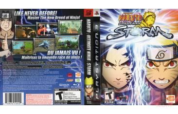 Naruto Ultimate Ninja Storm Narutimate Test PS3