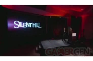 Silent Hill 6 Konami Conférence E3 2010