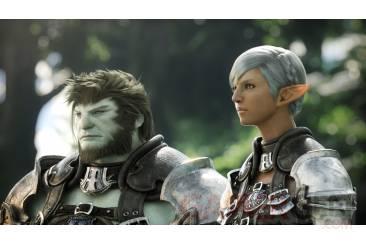 Final Fantasy XIV Square-Enix FFXIV Bêta Final Fantasy XIV Classe Rang 4