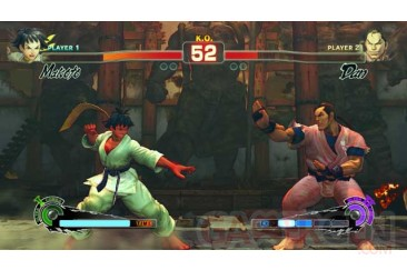 Super Street Fighter IV Makoto Capcom ultra combo super attaque 16