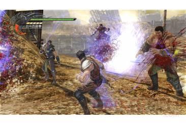 Hokuto Musô musou fist Of The North Star Koei Kenshirô Toki Raoh 1