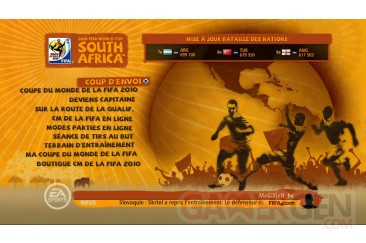 Coupe du monde de la fifa afrique du sud 2010 notre test - Jeu de foot coupe du monde ...