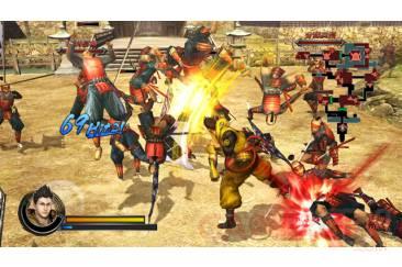 Sengoku Basara 3 Samurai Heroes Ieyasu Tokugawa PS3 Wii