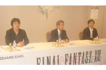 Final Fantasy VII Remake Interview