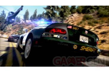 need for speed hot pursuit PC PS3 WII XBOX360 5