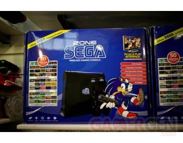 Sega Zone nouvelle console 0