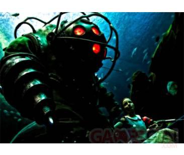 BIOSHOCK Cosplay Aquarium 5