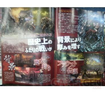 Knights Contract Namco-Bandai scan Famitsu (1)