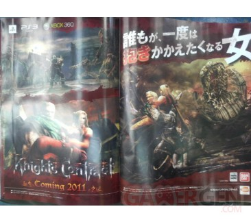 Knights Contract Namco-Bandai scan Famitsu (4)