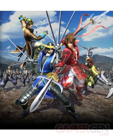 Sengoku Basara 3 PS3 Wii new personnage
