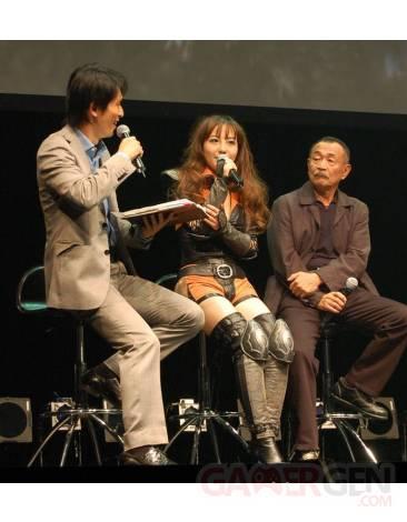 Nana Tanimura Hokuto Musô PS3 Xbox 360 (9)