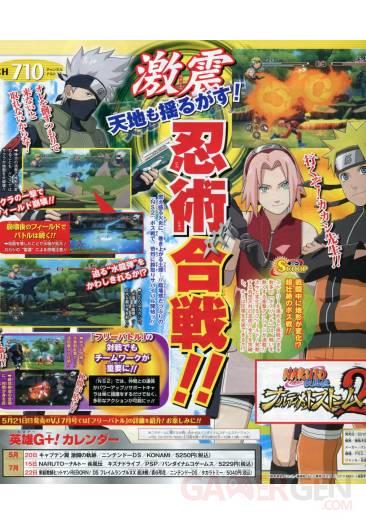 Naruto Ultimate Ninja Storm 2 Narutimate Shippuden scan Jump (2)