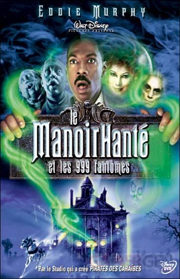 blu-ray manoir hante 999 fantomes