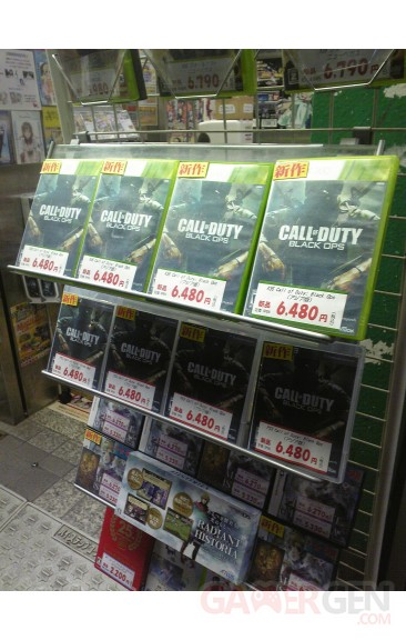 Call Of Duty Black Ops Japon COD PS3 Xbox (3)