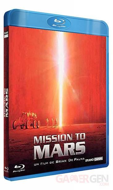 blu-ray mission mars