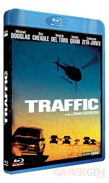 blu-ray traffic