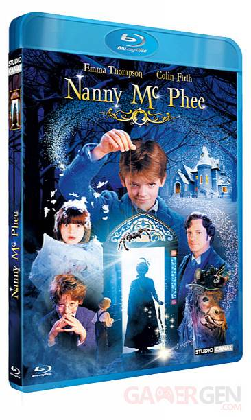 bluray_Nanny McPhee
