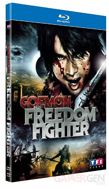 bluray_Goemon, the freedom fighter