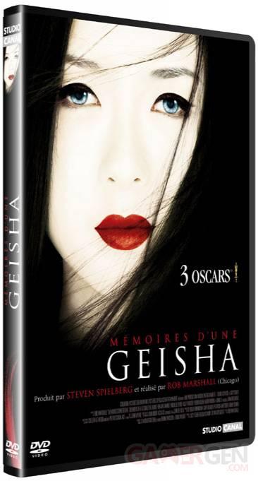 blu-ray memoires geisha