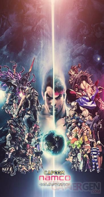 Namco VS Capcom Rumeur PS3 Xbox 360