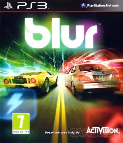 blur jaquette front cover