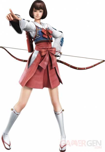 tsuruhime Wii PS3 Sengoku Basara 3