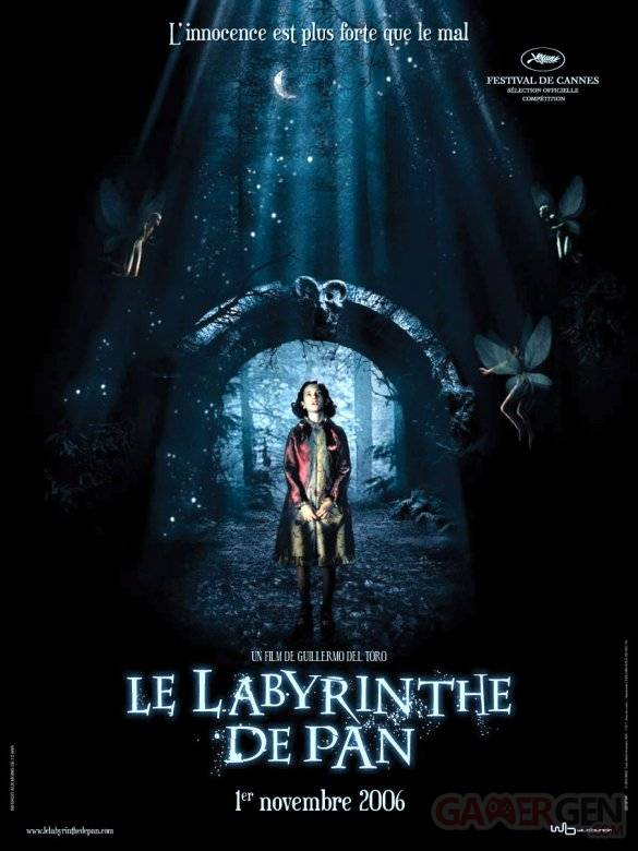 videostore 00793876-photo-affiche-le-labyrinthe-de-pan