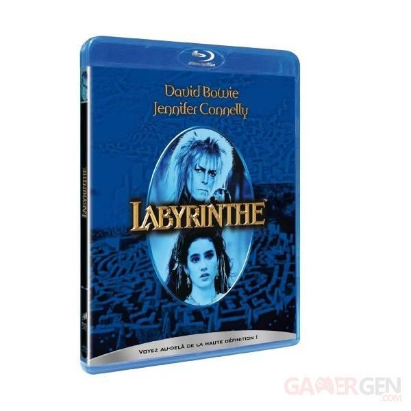 blu-ray labyrinthe