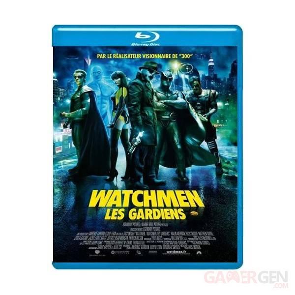 blu-ray watchmen gardiens