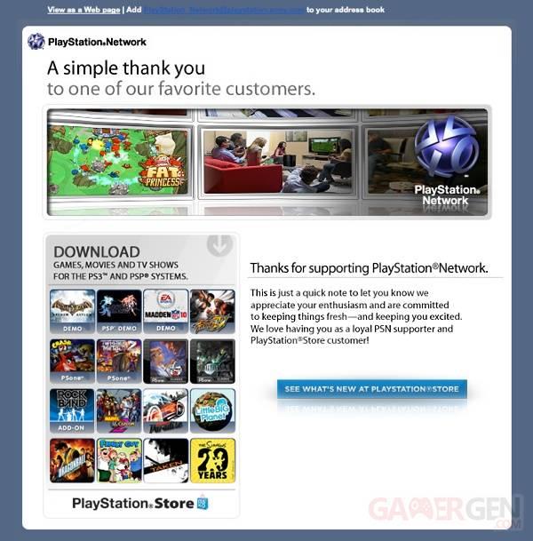 Publicité PS3