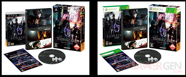 Resident Evil 6 Special Package 04.07.2013.
