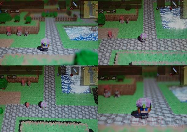 3D Dot Game Heroes Atelier rorona 1