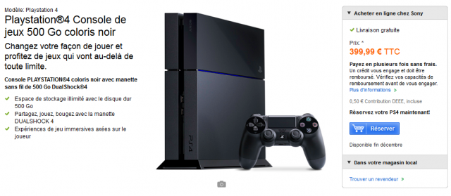 Reservation PlayStation ps4 02.03.2013.