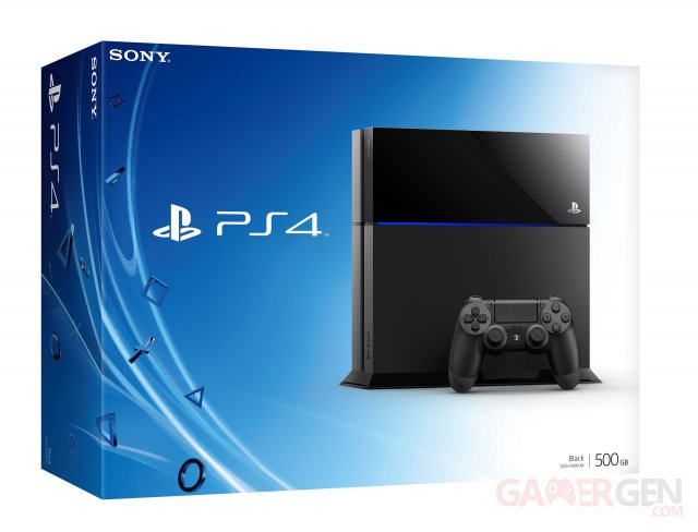 PS4 playstation boite package packaging 13.06.2013 (1)