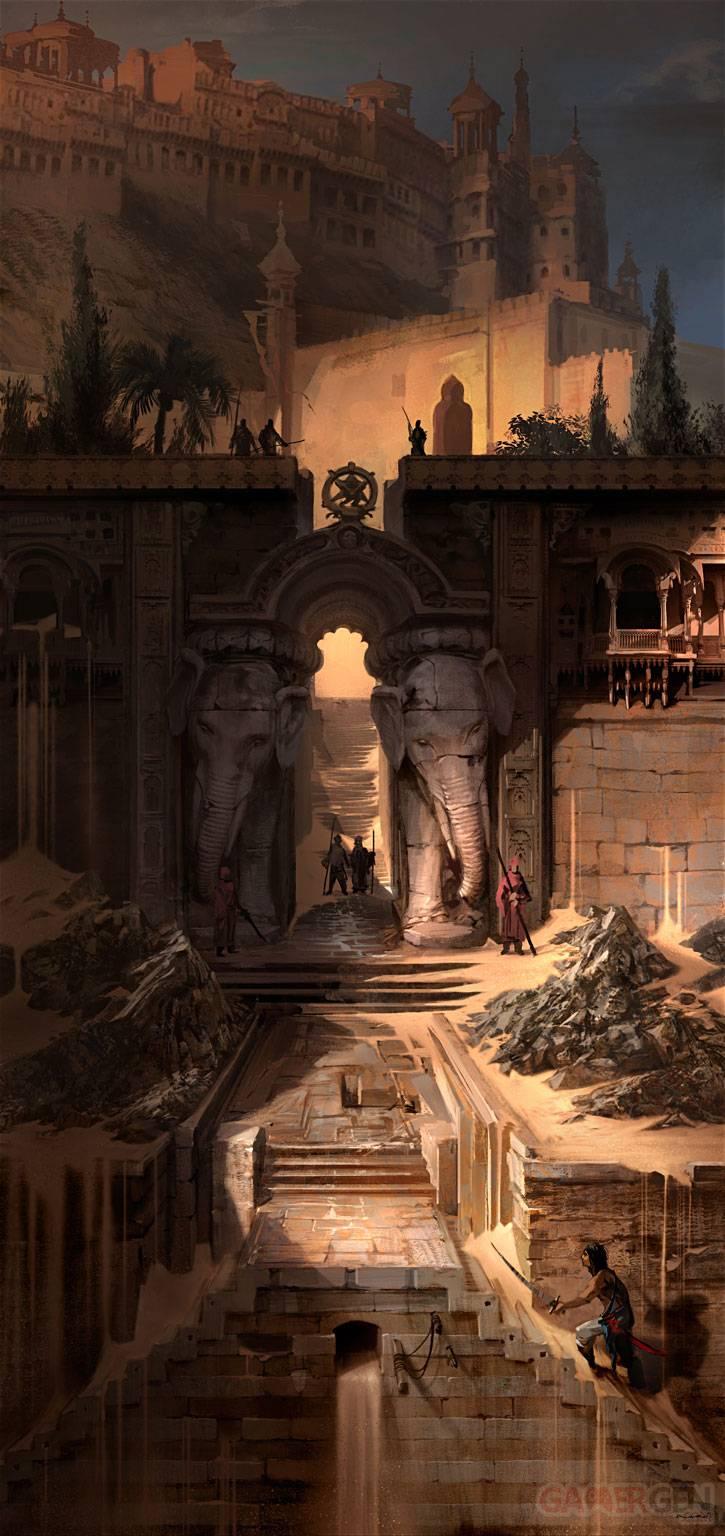 Prince of Persia Les sables oubliés Artwork 3