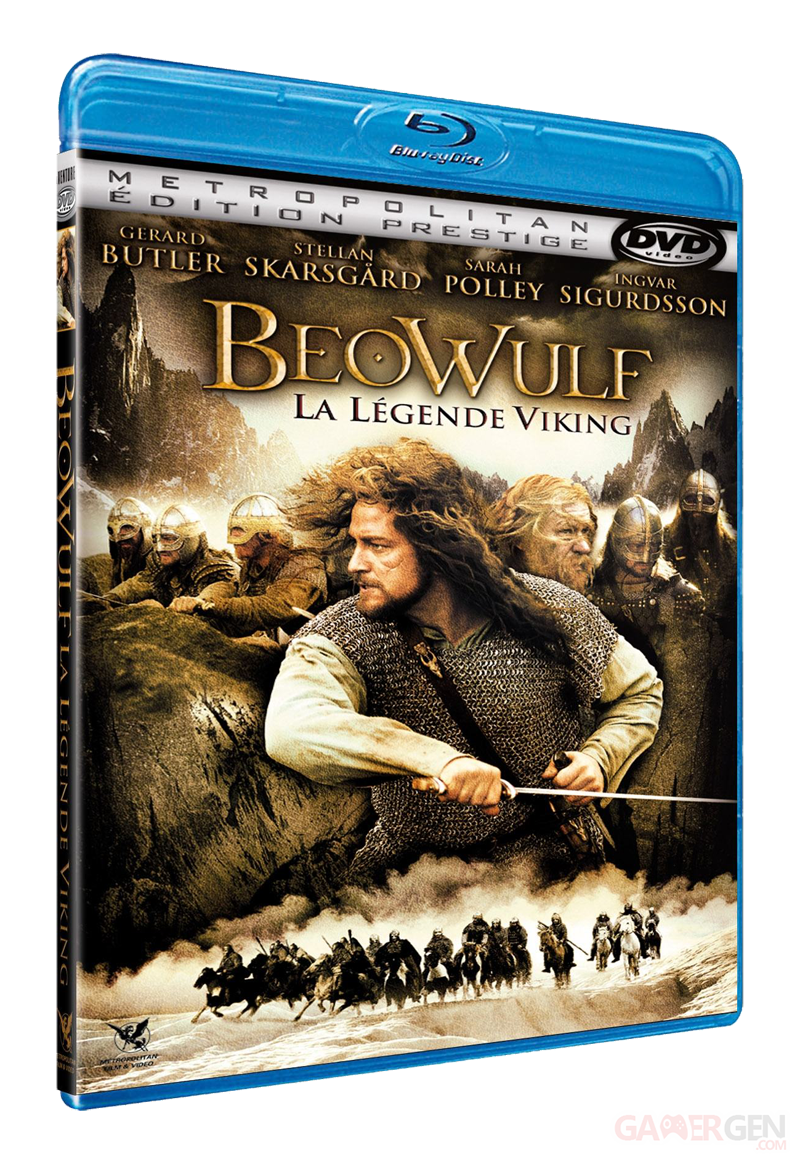 jaquette beowulf legende viking