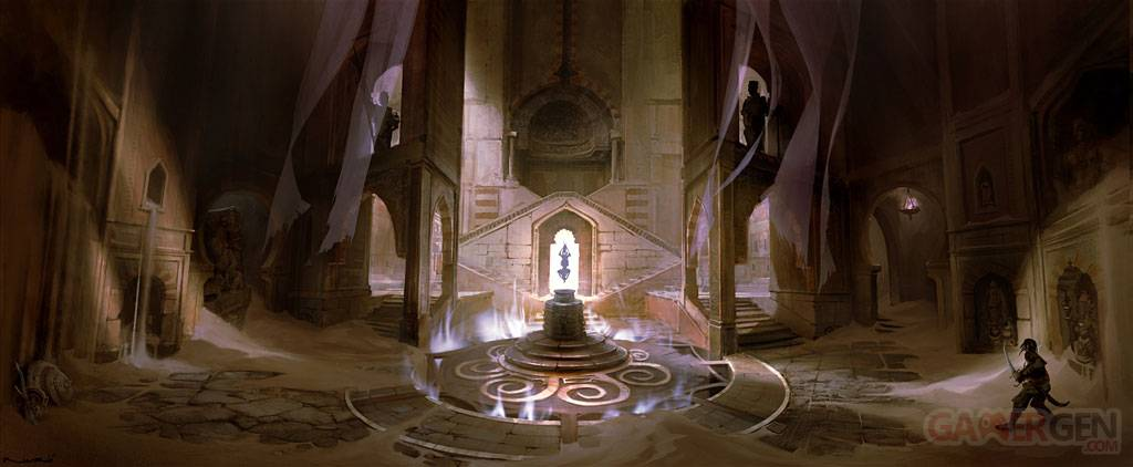 Prince of Persia Les sables oubliés Artwork 2