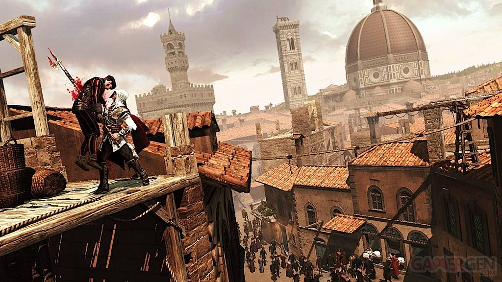 Assassin's Creed 2-3