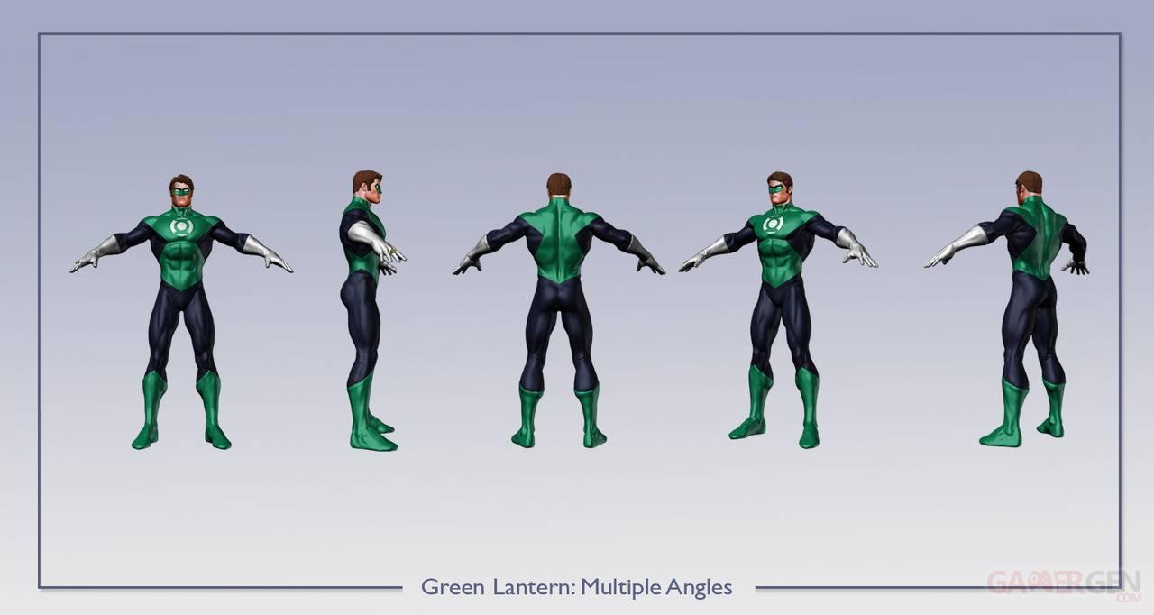 DC Universe Online Green Lantern 11