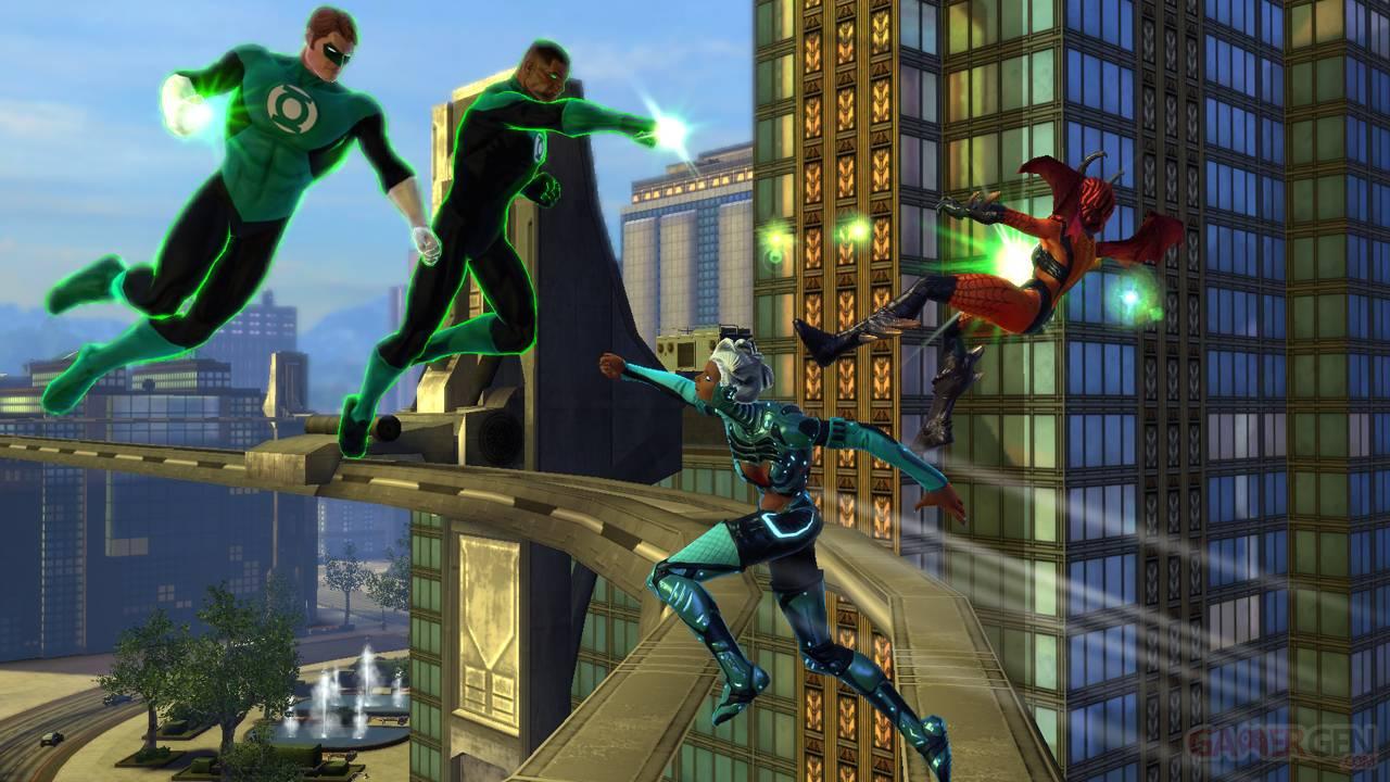 DC Universe Online Green Lantern 1