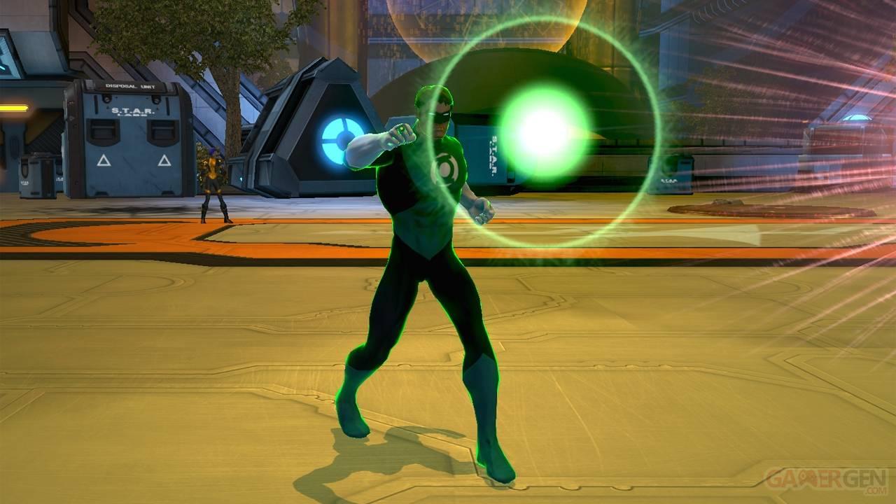 DC Universe Online Green Lantern 3