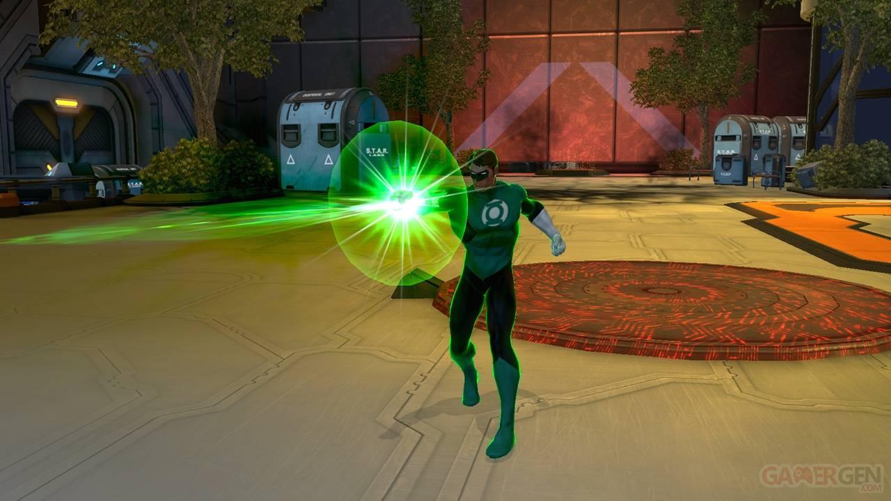 DC Universe Online Green Lantern 6